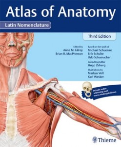 Atlas of Anatomy Latin Nomenclature Third Edition