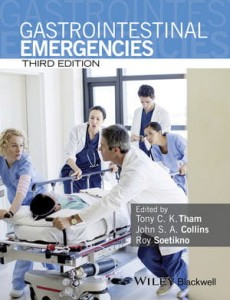 Gastrointestinal Emergencies, 3rd Edition