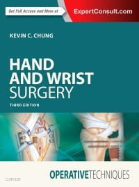 Operative Techniques: Hand and Wrist Surgery, 3rd Edition