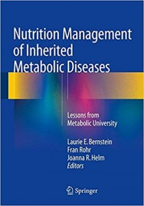 Nutrition Management of Inherited Metabolic Diseases
