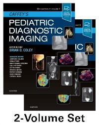 Caffey's Pediatric Diagnostic Imaging, 2-Volume Set, 13th Edition