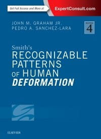 Smith's Recognizable Patterns of Human Deformation, 4th Edition