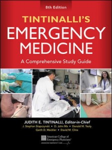 Tintinalli's Emergency Medicine: A Comprehensive Study Guide, 8e