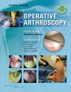 Operative Arthroscopy, 4e