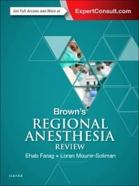 Brown's Regional Anesthesia Review, 1st Edition.jpg